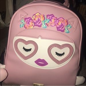 Betsey Johnson Character Backpack ❤️